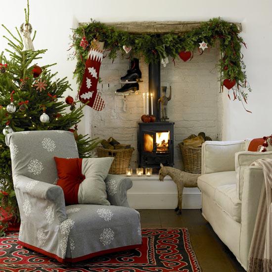 scandinavian-swedish-style-christmas-decor-tree-beautiful-room-wood-stove