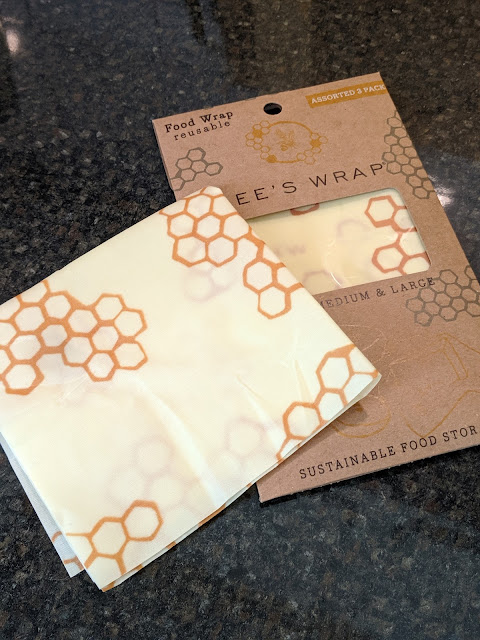 Bee's Wrap Reusable Cling Wrap | www.kristenwoolsey.com