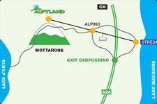 Alpyland: Come Raggiungerla