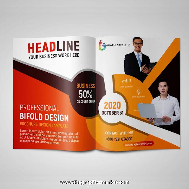 Company Brochure Design free download