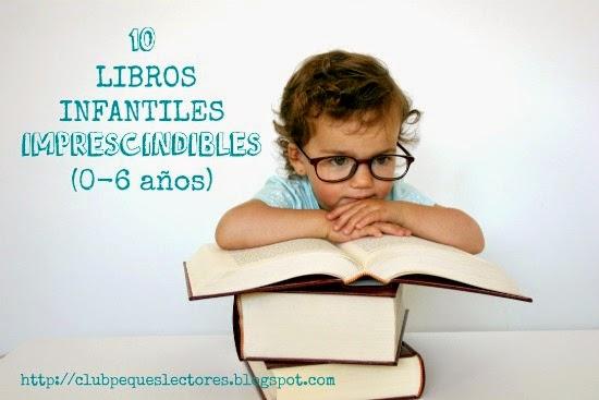 10 libros infantiles imprescindibles