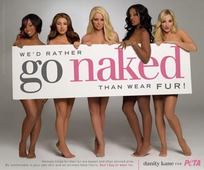 Fur I Would Rather Go Naked 82