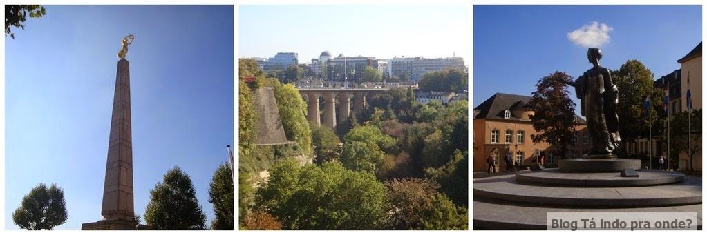 Atrações de Luxemburgo