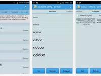 5 Aplikasi Pengganti Font Tanpa Root Terbaik di Android