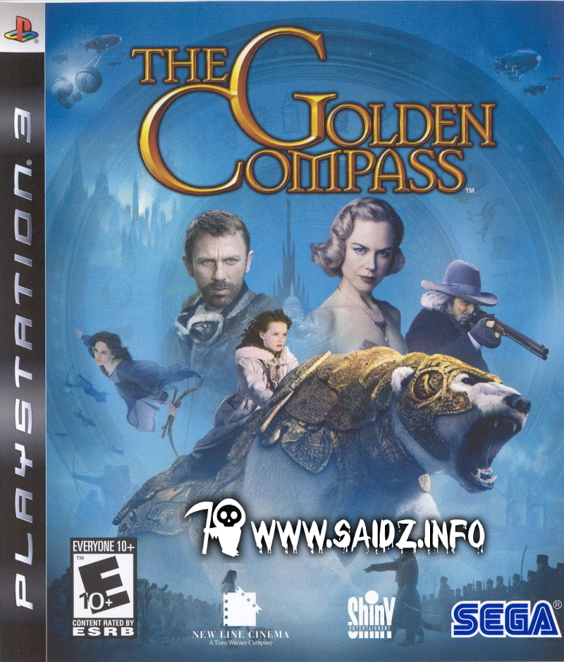 The Golden Compass: The Official Videogame PS3
