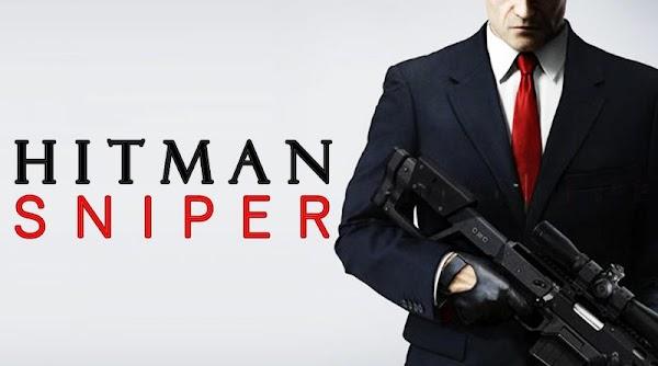 Hitman:Sniper 1.7.128077 (MOD, Unlimited Money)