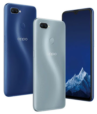 Oppo A11K Launched With Waterdrop Screen, Dual Rear Camera, 4230mAh Battery & More