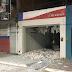 Bandidos explodem Banco Bradesco em Chã Grande