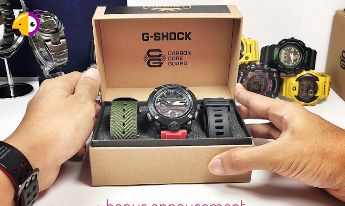 TOP 10 Best Casio G Shock Watches For Men 2020
