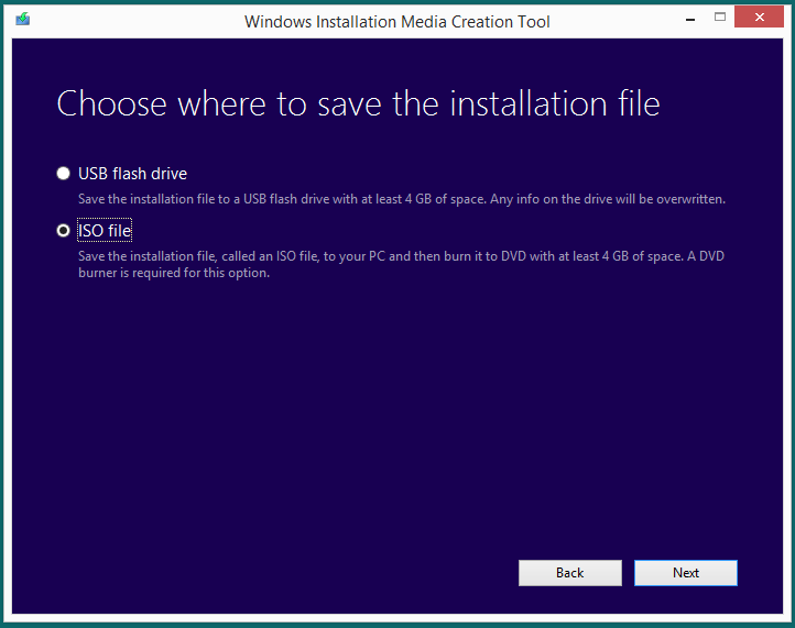 Download Windows 8.1 OEM Restore Media 4