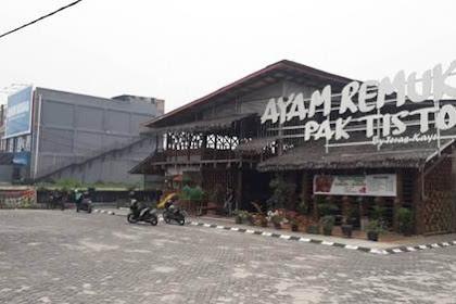 Lowongan Ayam Remuk Pak Tisto Pekanbaru September 2019