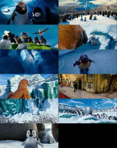 worldfree4u Happy Feet 2