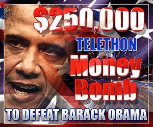 Defeat Obama telethon