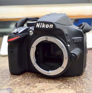 Kamera Nikon D3200 Body Only di Malang