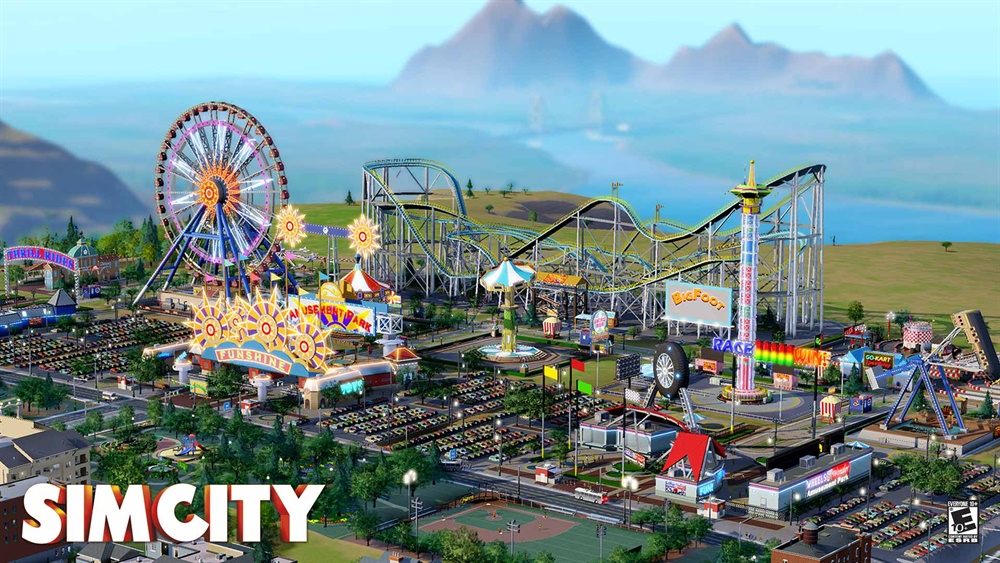 SimCity 2013 Download Poster
