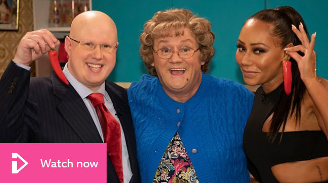 All Round to Mrs Brown's Series 4 Episode 3
