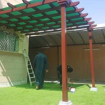 برجولات - برجولات خشبية - مظلات رؤية عصرية 2020-2030 | 0558448401