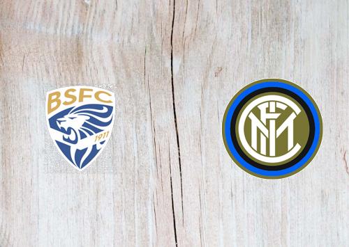 Brescia Vs Inter Milan Full Match Highlights 29 October