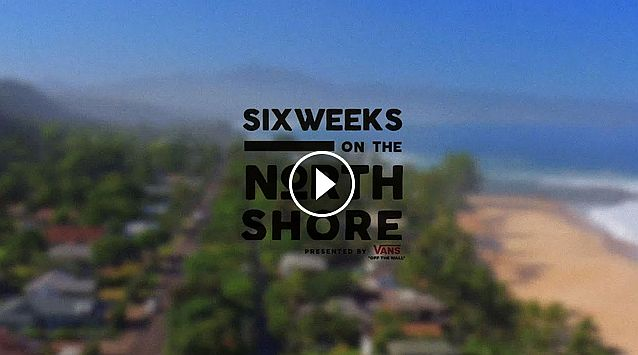 North Shore Free Surfing Highlights