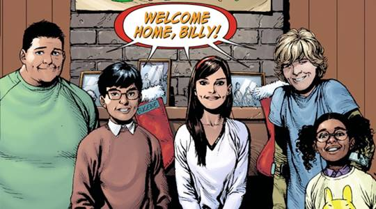 25 Fakta Shazam (Captain Marvel), Superhero Terkuat Berkekuatan Magis