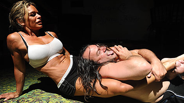 Muscle Female Wrestling 117