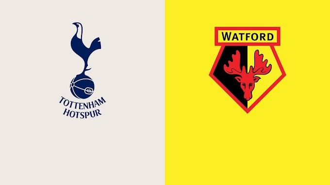 Watch Tottenham Hotspur VS Watford Matche Live
