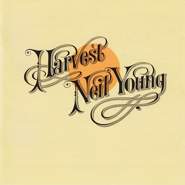 Neil Young - Harvest (1972, Country Rock, Folk Rock)