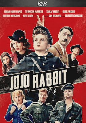 Jojo Rabbit [2019] [DVD R1] [Latino]