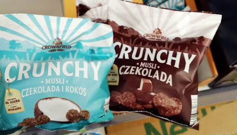 Crunchy, Lidl