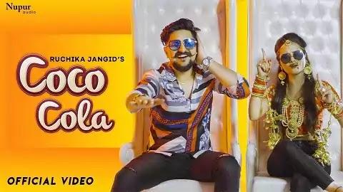 Coco Cola Lyrics - Ruchika Jangid | Kay D