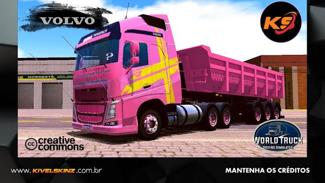 VOLVO FH16 750 - MM MENDONÇA TRANSPORTES