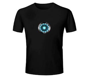 4 Product For Deep Iron Man Fans- Tony Stark living Inside me