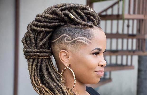 36 Amazing Lemonade Braids Hairstyles 2018 For Ladies