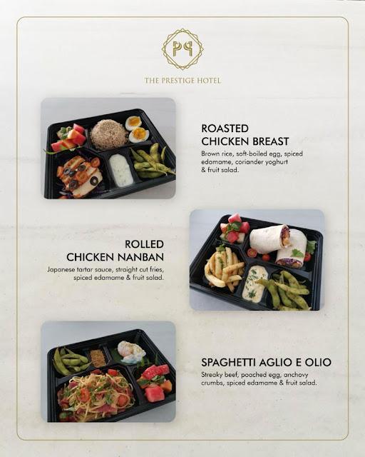 """""""Sidekick Set"""" hanya RM15 sahaja dari The Prestige Hotel Penang"""