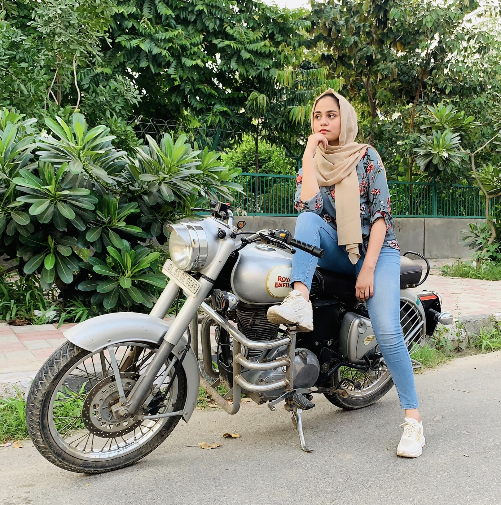 Young, Multi-Tasking Muskaan Ali Sets Her Eyes On A Lofty Dream But She Is Confident That It Is Already Hers