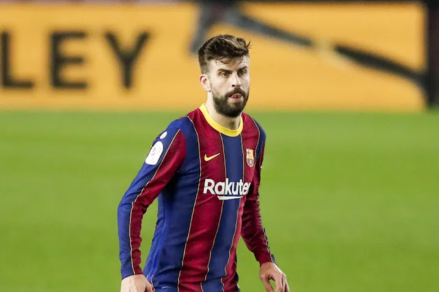 Barcelona's Star struggling to be fit in time for El Clasico