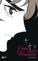 La rosa de Versalles #3 - ECC Ediciones