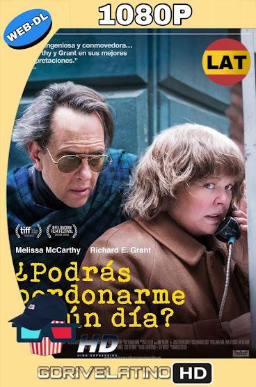 ¿Podrás Perdonarme? (2018) WEB-DL 1080p Latino-Ingles MKV