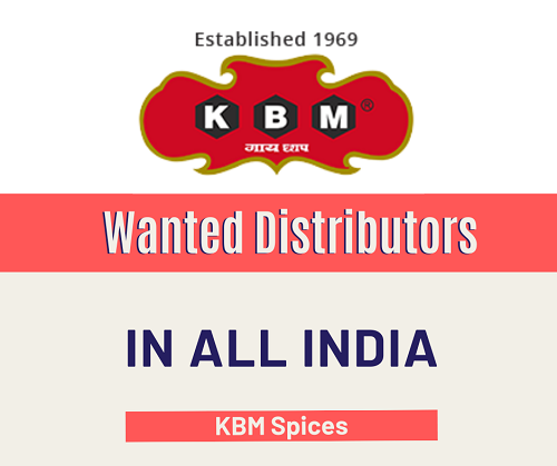 Wanted Distributors for Masala, Indian Spices, Blended Spices, Grounded Spices in All Over India.