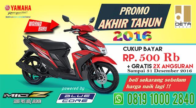 Promo Yamaha