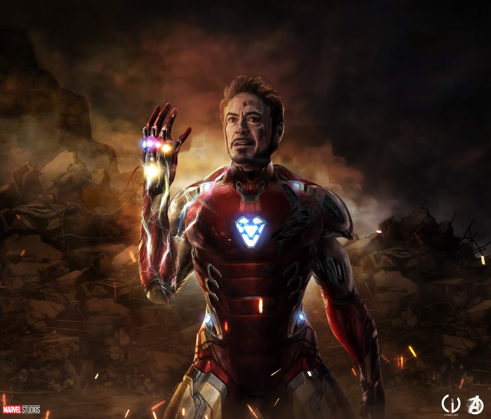 photos of iron man
