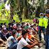 Imigresen serbu kebun durian, tahan 110 pendatang asing