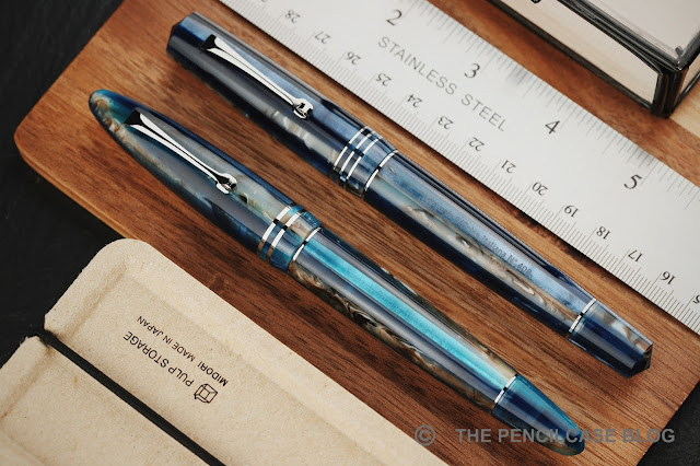 REVIEW: LEONARDO FURORE GRANDE FOUNTAIN PEN