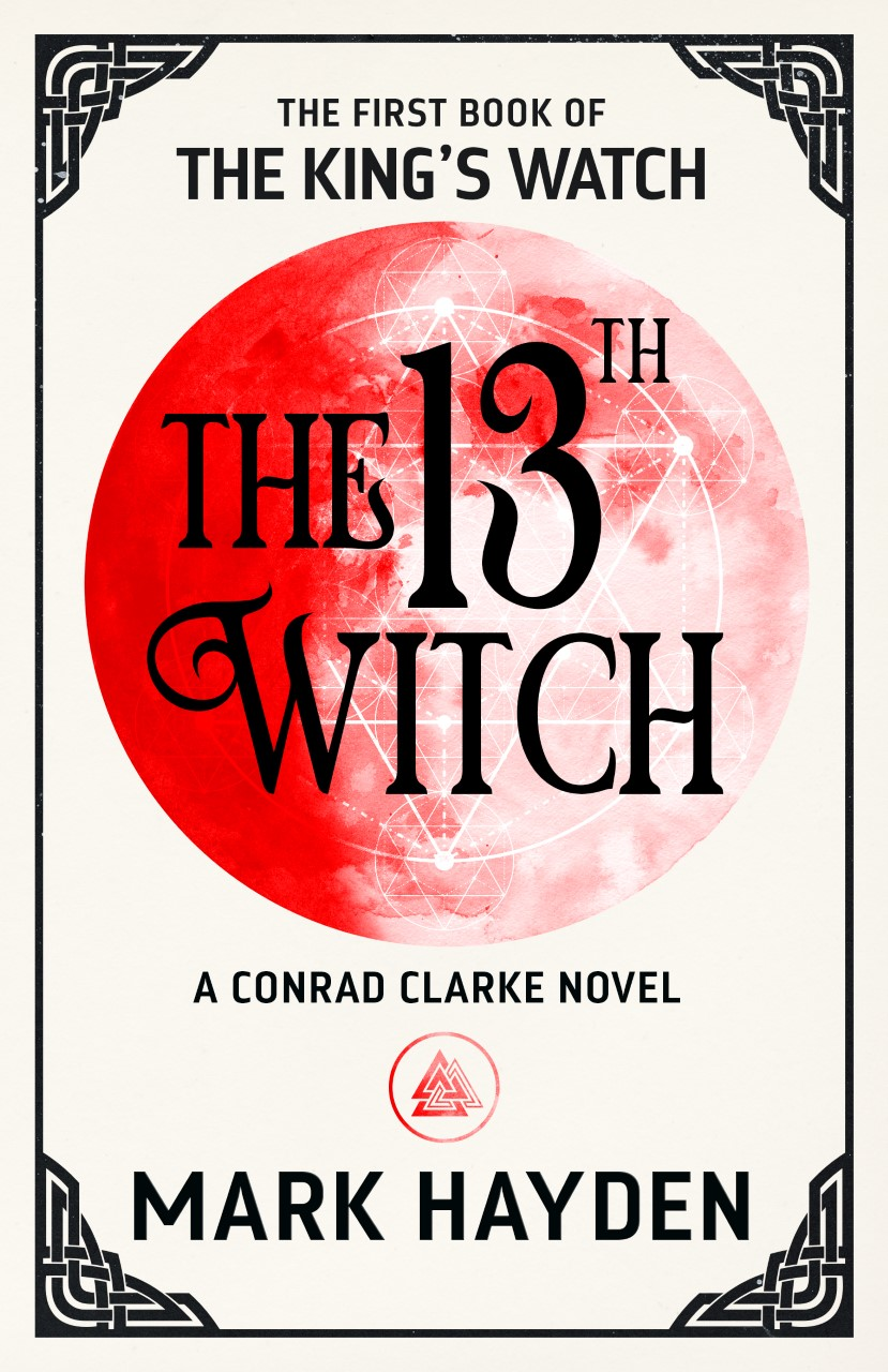 So many books, so little time: The 13th Witch by Mark Hayden