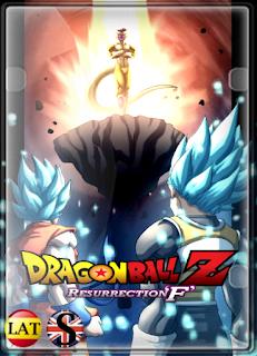 Dragon Ball Z: La Resurrección de Freezer (2015) FULL HD 1080P LATINO/INGLES/JAPONES