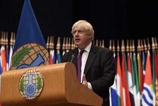 PM Boris Johnson Announces a Range of Lockdown Changes in UK