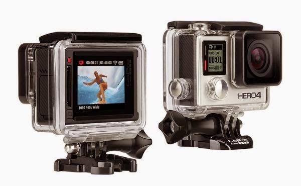 عرض شركة GoPro للفوز بكاميرا كل يوم ولغاية 27 مارس