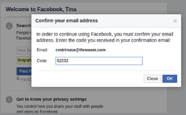 how to make fb account without phone number