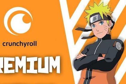 Crunchyroll Premium Free Mod Apk 2.6.0 for Android