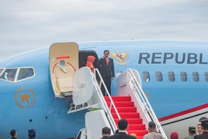 Punya Pesawat Kepresidenan Baru, Ini Alasan Jokowi